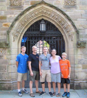 Almquist family
